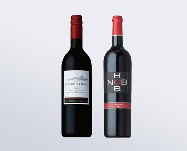 フルボトルワイン赤